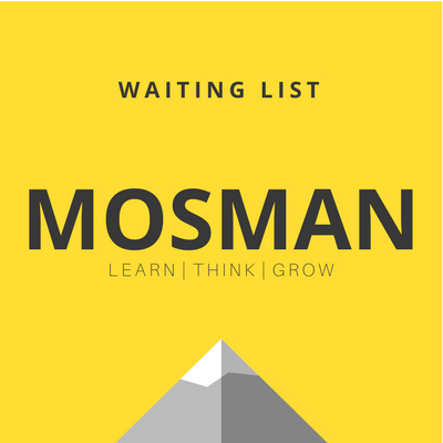 Year 11 & 12 Student Waiting List - Mosman
