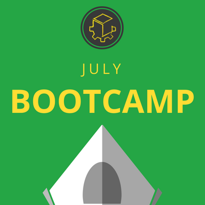 Study Bootcamp 2019 - JULY - Bondi Junction - Week 1 (8-12 July)