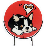 Boston Terrier Puppy/Dog Cutting Board - 2 Sizes Available
