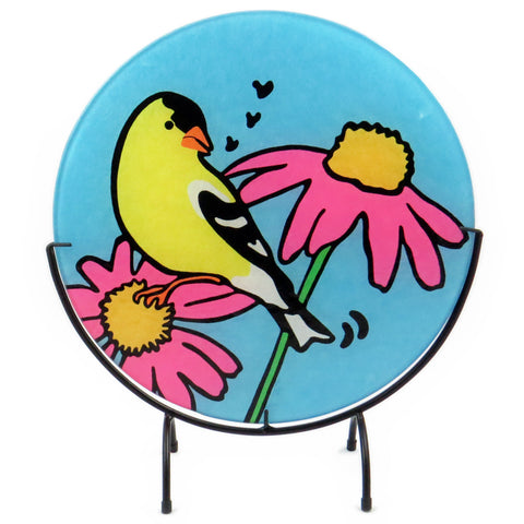 Goldfinch Cutting Board - 2 sizes available