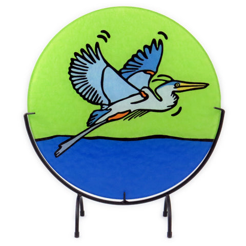 Great Blue Heron Cutting Board - 2 sizes available