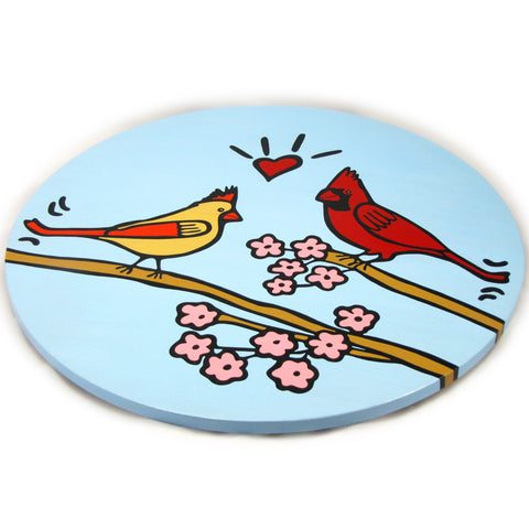 Cardinals Lazy Susan