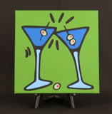 Martini Fine Art Canvas - 2 sizes available