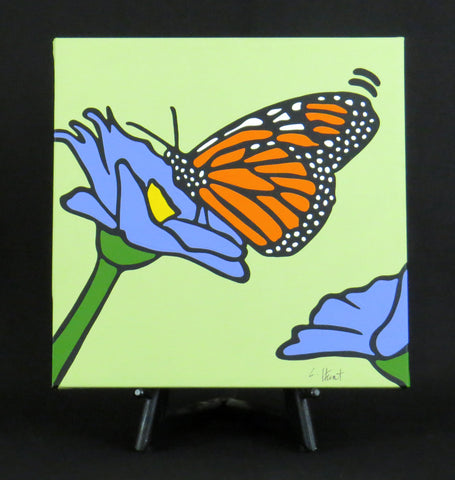 Monarch Butterfly Fine Art Canvas - 2 sizes available