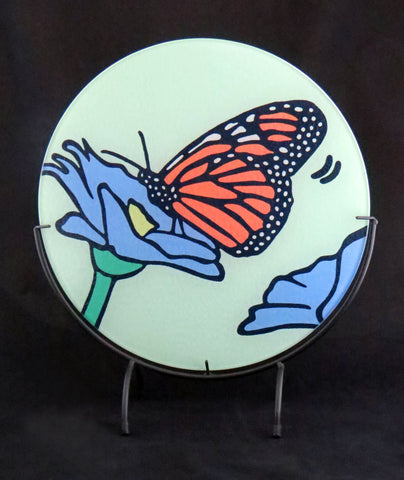 Monarch Butterfly Cutting Board - 2 Sizes Available