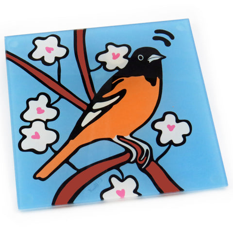 Oriole Tempered Glass Trivet