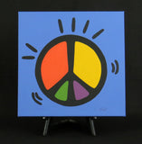 Peace Fine Art Canvas - 2 sizes available