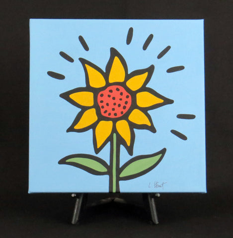 Sunflower Fine Art Canvas - 2 sizes available