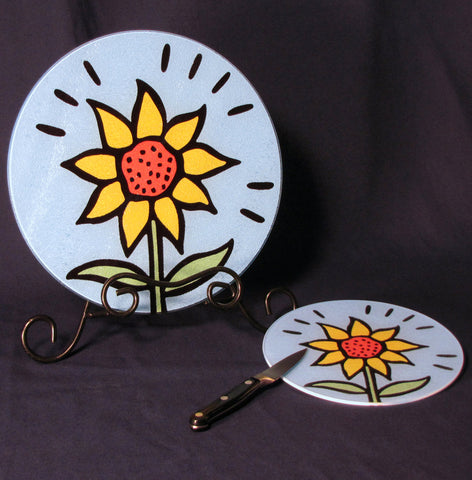 Sunflower Cutting Board - 2 sizes available