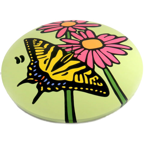 Tiger Swallowtail Butterfly Lazy Susan