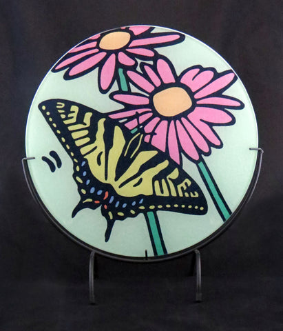 Tiger Swallowtail Butterfly Cutting Board - 2 sizes available