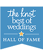 The Knot Hall of Fame Award Freedom Bakery