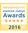 Weddingwire Award Couples Choice 2006 Freedom Bakery