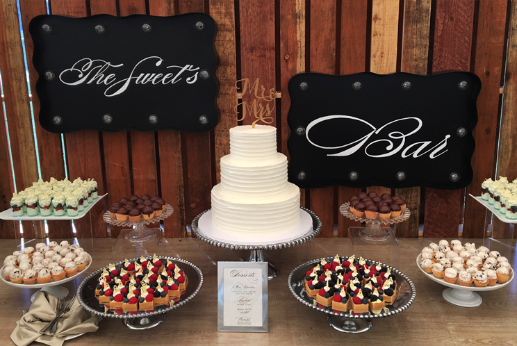 Wedding Dessert Bars  Wedding Dessert Table Pricing
