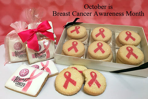 October is Breast Cancer Awareness Month....Think Pink!