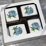 The Force is Strong Star Wars Cookie Gift Box