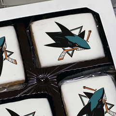 NHL® Team Cookie Gift Box
