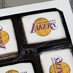 NBA® Team Cookie Gift Box