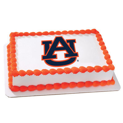 Auburn University Photo Cake