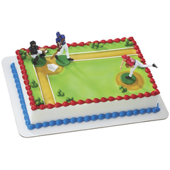 Batter Up Baseball  Toy Cake