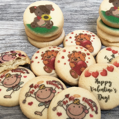 Valentine's Day Cookies, Favors & Gifts