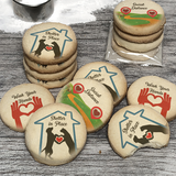 48 Shelter In Place Cookie Emblems