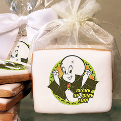Casper Scare Up Some Fun Photo Cookies