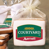 Courtyard Logo Cookies