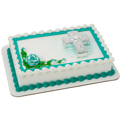Silver Cross Toy Cake