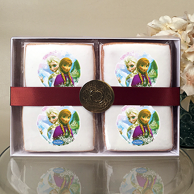 Frozen Sisters Cookie Gift Box