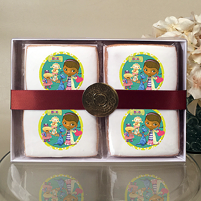 Doc McStuffins Doc & Friends Cookie Gift Box