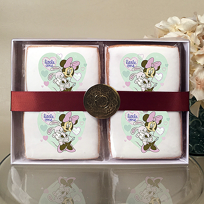Mickey and Friends Minnie Little One Cookie Gift Box