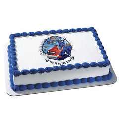 Planes 2 Sky's the Limit Photo Cake