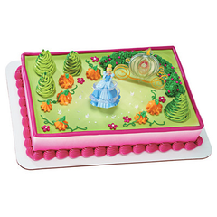 Disney Cinderella Magic Licensed Toy Cake