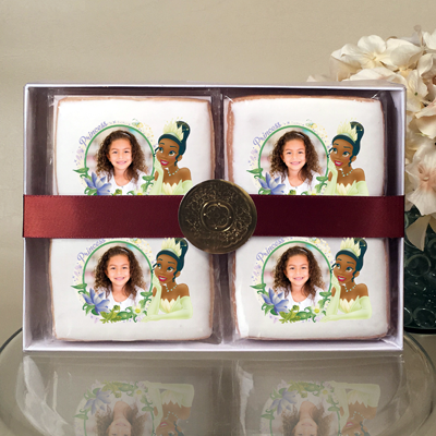 Princess & the Frog Tiana Dreaming Cookie Gift Box