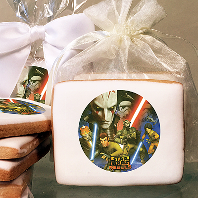 Star Wars Rebels Inquistion Photo Cookies