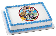 Toy Story 3 Party! Photo Cake