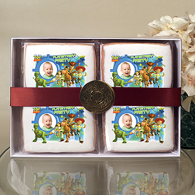 Toy Story 3 Planetary Party Cookie Gift Box