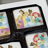 Disney Princess Cookie Gift Box