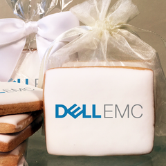 Dell-EMC Branded Logo Treats