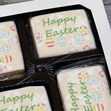 Easter Egg Ornaments Cookie Gift Box