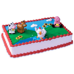 Animals & Pets Themed Cakes