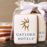 Gaylord Hotels Logo Cookies