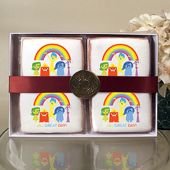 Inside Out It's a Great Day! Cookie Gift Box