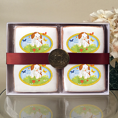 The Poky Little Puppy Cookie Gift Box
