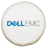 Dell EMC Logo Cookies