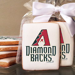 MLB Arizona Diamondbacks Photo Cookies