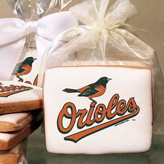 MLB Baltimore Orioles Photo Cookies