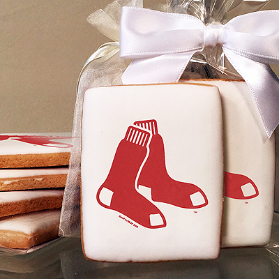 MLB Boston Red Sox Photo Cookies