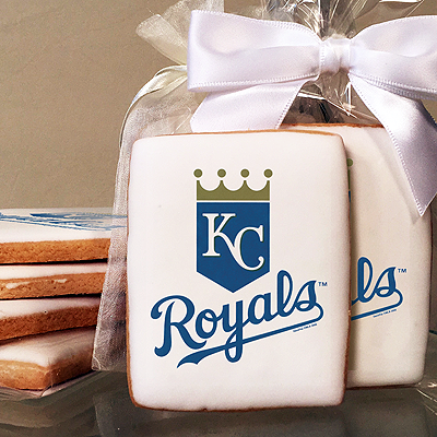 MLB Kansas City Royals Photo Cookies